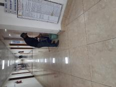Special cleanliness drive under Swachhata Pakhwada-2021 was carried out on 19.02.2021 by the housekeeping staff for deep cleaning of corridors, lift, lobbies, toilets and all common areas of second floor of DFPD, Krishi Bhawan. DFPD also initiated action for disposal of old and obsolete/outdated furniture/office items.